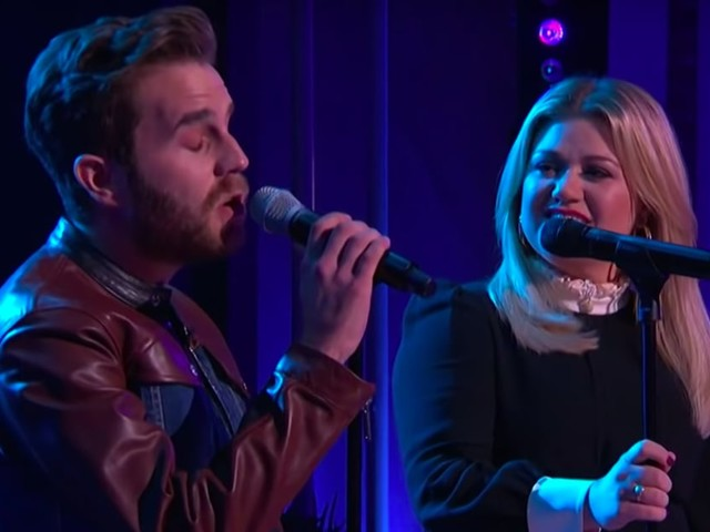 """Ben Platt And Kelly Clarkson's """"Make You Feel My Love"""" Duet Is Practically Otherworldly"""