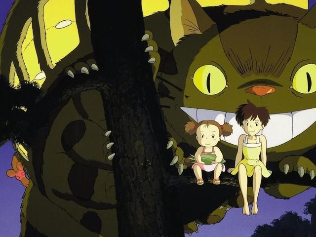 Magical Miyazaki films animate the Aero