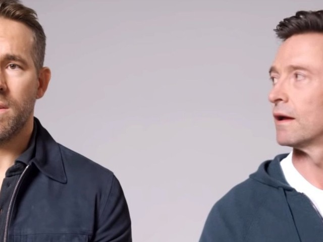 Hugh Jackman Trolls Ryan Reynolds With A Vicious Ad For His Gin