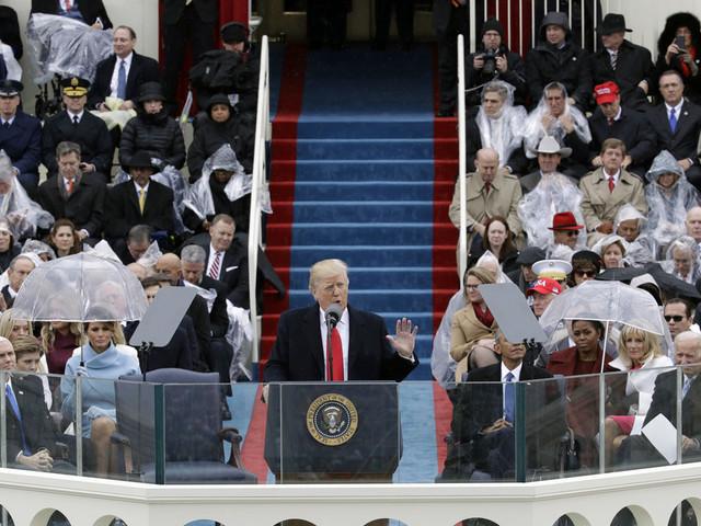 NJ attorney general subpoenas Trump's inaugural committee