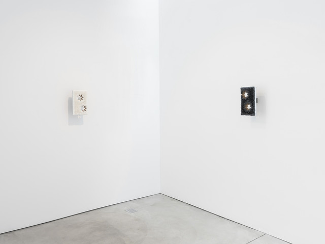 """Donald Moffett on contagion, compassion, and his """"glory hole"""" paintings"""