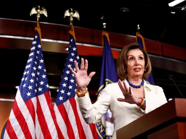 Republicans mount ad blitz on impeachment, making some vulnerable Democrats nervous