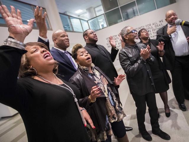Springer, Civil rights icon to head Houston's MLK parade