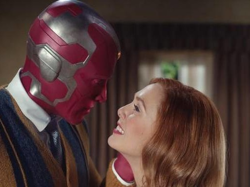 'WandaVision': Elizabeth Olsen, Paul Bettany and Kevin Feige on Marvel's new series