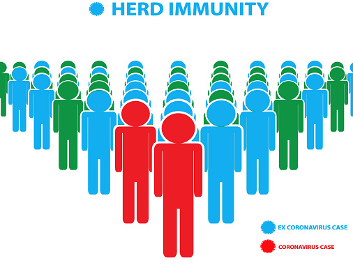 US COVID Herd Immunity Calculated At 12% Of The Population