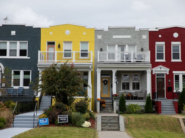 Report: Median sales price of houses in D.C. now exceeds $1 million