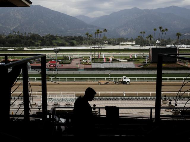 Second horse dies in four days at Santa Anita, marking 25th death since Dec. 26