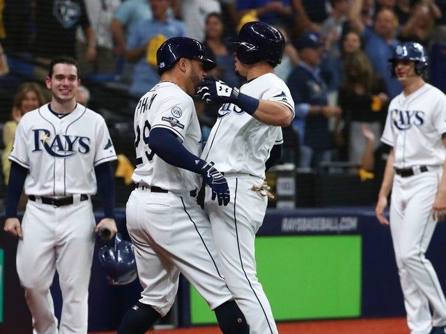 Why the Rays Pushing the Big, Bad Astros to the Brink Seems So Shocking