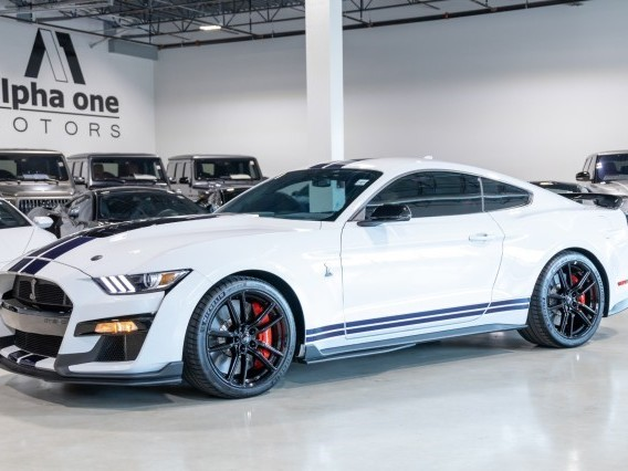 2020 Ford Mustang--Shelby--GT500