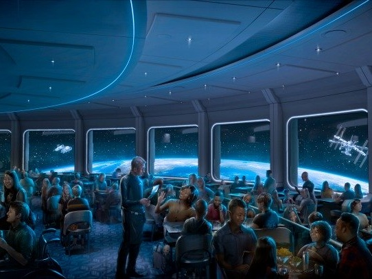 Space 220 at Epcot to Open to Guests on March 30