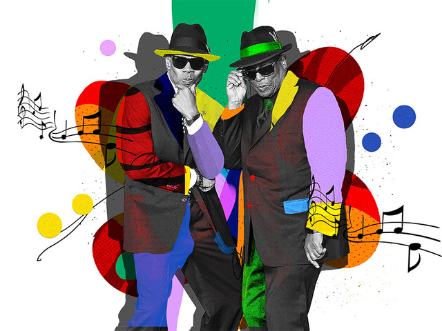 Exclusive AARP Playlist From Masterful Collaborators Jimmy Jam and Terry Lewis | Members Only Access