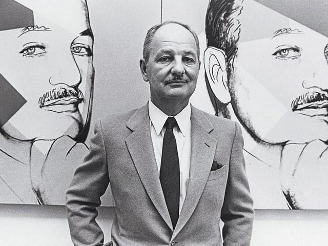 Douglas Cramer, Producer of TV Hits and Art Aficionado, Dies at 89