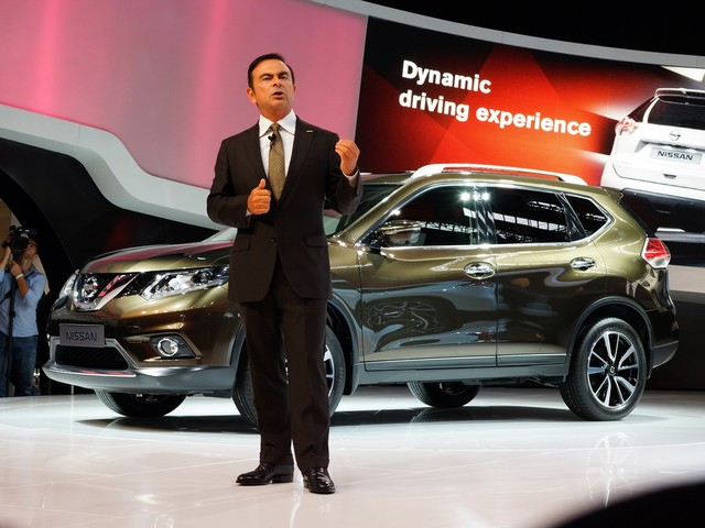 No Hard Feelings: Ghosn Predicts Nissan Bankruptcy