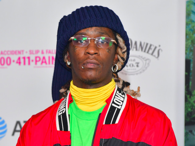 Young Thug Reportedly Owes Nearly $176,000 in Taxes