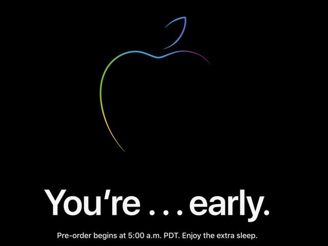 Apple Store goes down ahead of iPhone 13 pre-orders