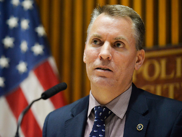NYPD Chief of Detectives Dermot Shea to be named next commissioner