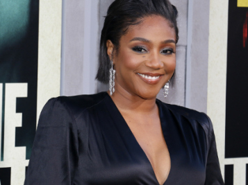 BALD & BEAUTIFUL: Folks Are Being Grossly Critical About Tiffany Haddish Shaving All Her Hair Off, She Continues To Stack Coins With New 'Homecoming Queen' Movie