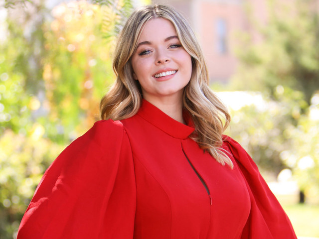 Actress Sasha Pieterse reveals her no. 1 holiday hosting tip