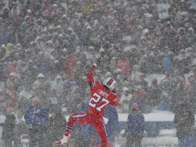 Do NFL players think Colts vs. Bills snowstorm was perfect football weather?