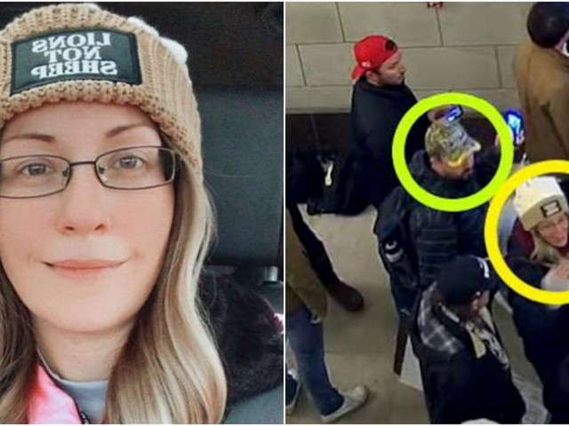 A Capitol rioter agreed to a plea deal after posting extensively on Facebook about her time at the insurrection with her husband