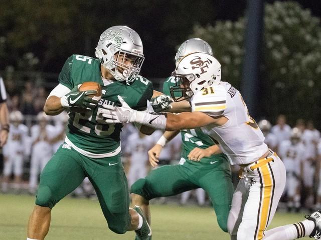 High school football: Postseason whittling begins