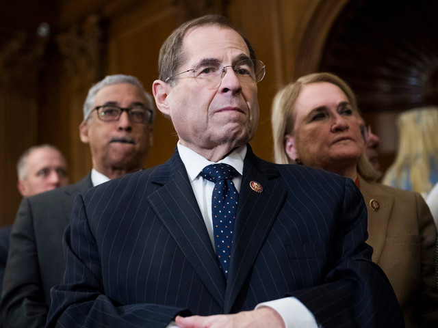 Rep. Jerry Nadler calls for hearing after Mueller clears Trump of collusion