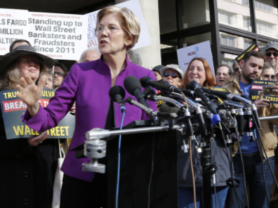 Elizabeth Warren has been criticized and praised for sounding like a professor