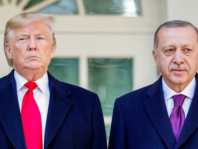 US & Turkey working on 'resolving S-400 issue,' but Trump & Erdogan tight-lipped on details