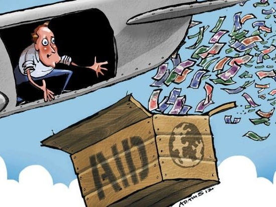Foreign Aid Just Empowers Corrupt Regimes. End It!