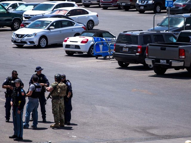 The El Paso, Texas sheriff called for action on guns in a heartfelt Facebook post after the mass shooting: 'This entire nation should be outraged'