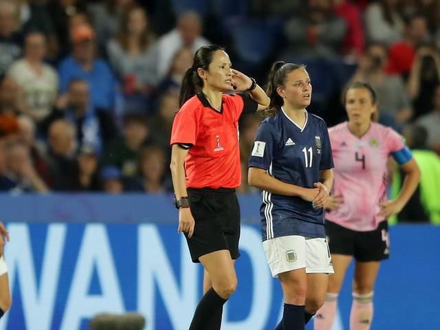 VAR is making the World Cup a literal game of inches