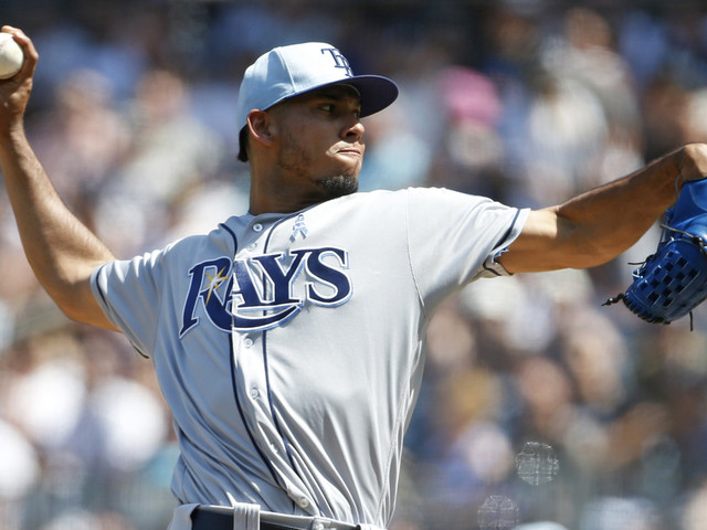 Font, Relievers Lead The Way As Rays Top Yankees On Old-Timers' Day