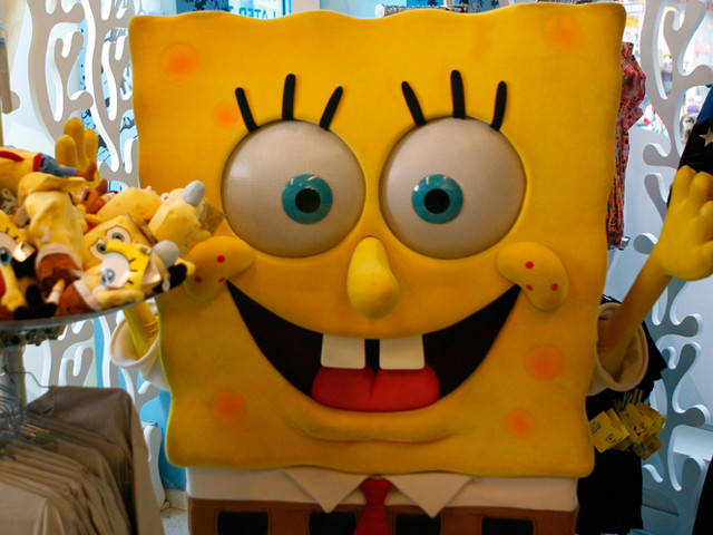 'SpongeBob SquarePants' Spinoffs Are In the Works at Nickelodeon!