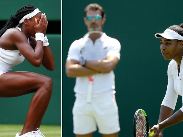 'Coco' Gauff is playing at a top-20 level but renowned coach thinks Serena Williams will win Wimbledon