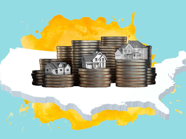 Why New Yorkers, Californians and others pay so much rent