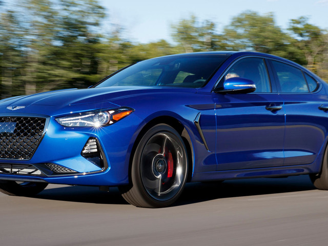 Genesis G70 To Get A New Turbo Four-Cylinder With 290 HP