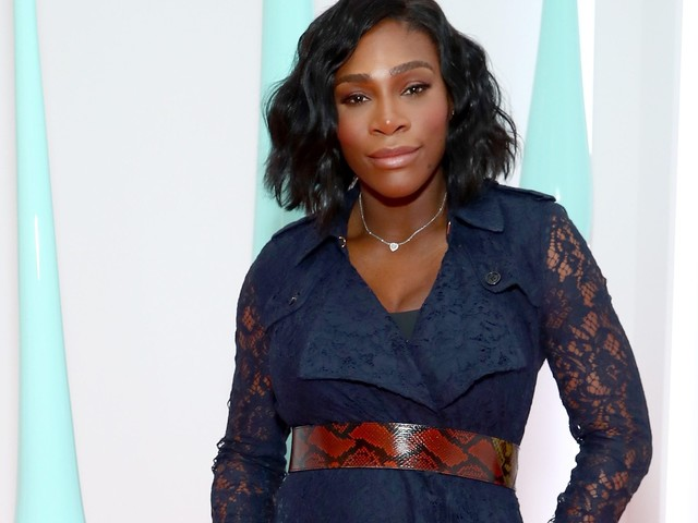 Serena Williams sends message about power of sports