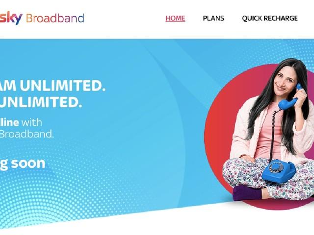 Tata Sky Broadband Customers to Get Free Landline Service Soon