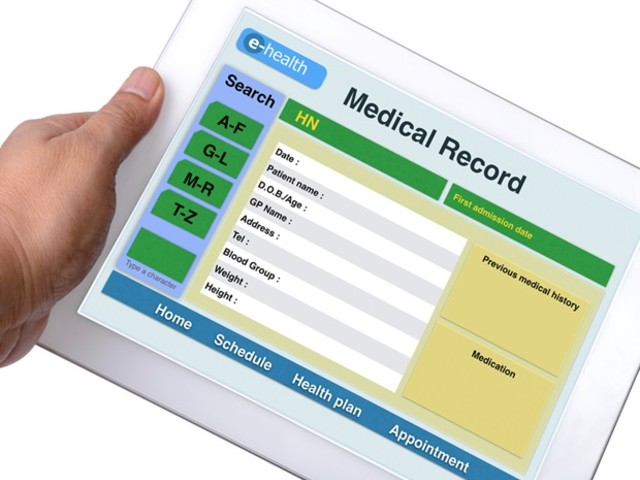 Survey: 47% of people use technology to communicate with their healthcare providers