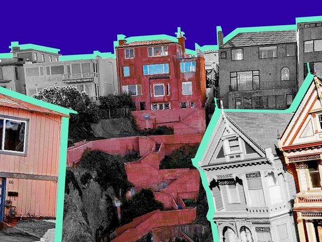 Inside San Francisco's million-dollar fixer-upper homes