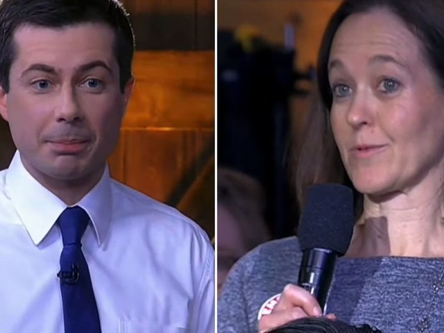 Pro-life Dem confronts Pete Buttigieg over extreme abortion position — and he refuses to include her in party