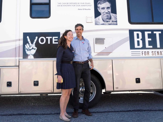 Who is Beto O'Rourke and how did he get here?