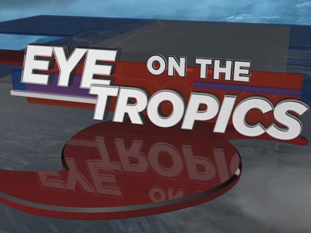 Tropical Storm Karen forms in the Atlantic