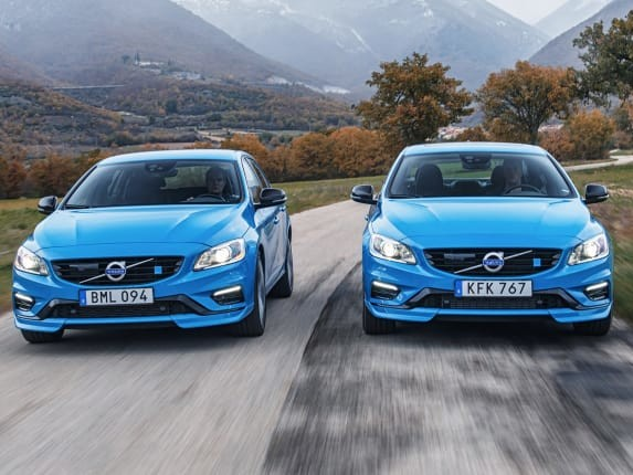 Volvo Gets Serious About Electrifying Polestar