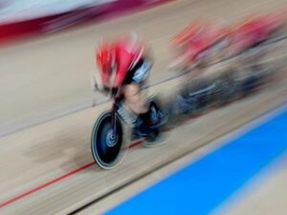 EXPLAINER: Why track cycling records are falling at Olympics
