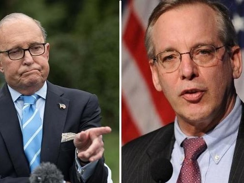Watch Kudlow Slam Dudley Over Ham-Handed Advice On Fed Policy