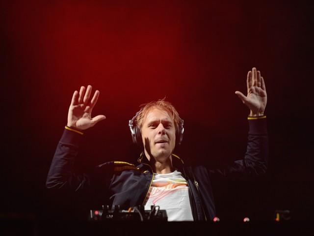 Concerts in Houston: Armin Van Buren, TrollPhace, Bingo Players