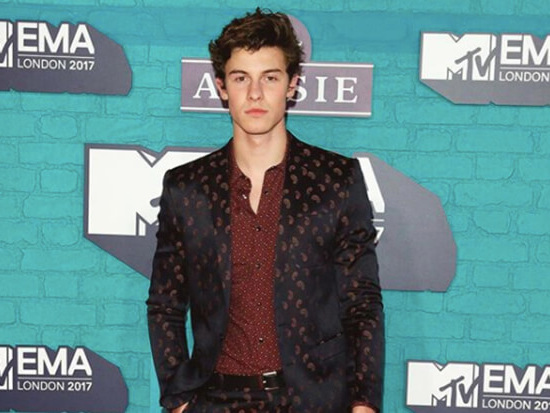 Shawn Mendes Was The Big Winner At The 2017 MTV EMAs