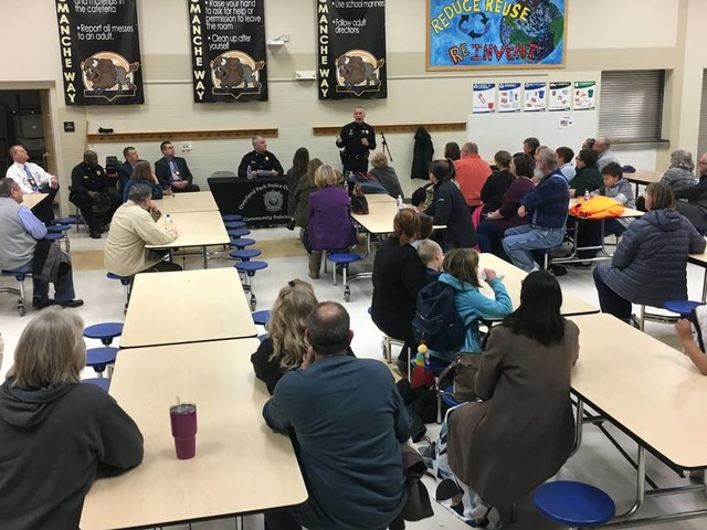 After violent crime in OP, police tell neighborhood 'know what your kids are doing'