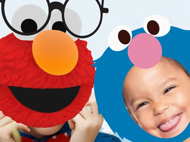 The new Sesame Yourself AR app lets kids play with Elmo on your phone